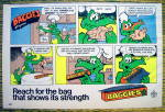 Click to view larger image of 1973 Baggies with The Baggies Alligator (Image1)