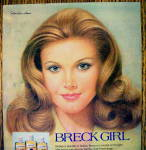 Click to view larger image of 1977 Breck Shampoo with Rebecca Holden (Singer/Model) (Image2)