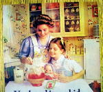 Click to view larger image of 1978 Kool Aid with Girl Watching Mother Make Kool Aid (Image2)