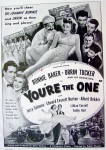 Click to view larger image of 1941 You're The One with Bonnie Baker & Orrin Tucker (Image2)