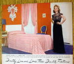 Click to view larger image of 1944 Bates Bedspreads with Dorothy Lamour (Image2)