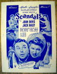 1945 Scandals with Jack Haley & Joan Davis