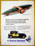 Click to view larger image of 1968 American Hammered with Brougham & Car Of Tomorrow (Image1)