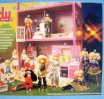 Click to view larger image of 1986 Sindy with Colour Magic Sindy (Image3)