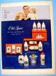 Click to view larger image of 1959 Old Spice with Man and Family for Father's Day (Image2)