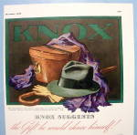 Click to view larger image of 1936 Knox Hats with Cragsmoor and Foxbrush (Image2)