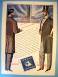 Click to view larger image of 1944 Timely Clothes with Two Men Talking (Image2)