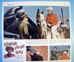 Click to view larger image of 1945 Curtiss Wright with Cowboy and Soldier (Image2)