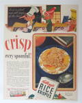 1941 Kellogg's Rice Krispies with Snap, Crackle & Pop