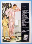 Click to view larger image of 1946 Weldon Pajamas with Man On Scale & Boy Laughing (Image1)