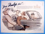 1946 Dunlap Hats with Men Talking To Women