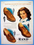 1947 Rand Shoes with Barbara Hale Of A Likely Story