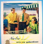 Click to view larger image of 1947 Arizona Gabardines with Woman and Two Men (Image2)