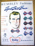 Click to view larger image of 1951 Wembley Fashions with Sport Shirt Bows (Image1)