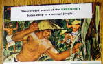 Click to view larger image of 1954 Lee Straw Hats with Savage Jungle (Image2)
