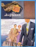 1954 Eagle Clothes with Men In Driftones