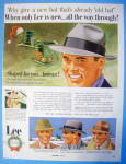 1954 Lee Hats With Zurich, Homburg & Camel's Hair Hats