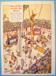 1934 Beech Nut Gum with Circus Performers