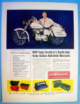 Click to view larger image of 1952 U.S. Royalite with Harley Davidson K Motorcycle (Image1)
