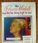 Click to view larger image of 1945 Kreml Shampoo with Powers Models (Joan Crestwell) (Image2)