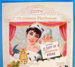 Click to view larger image of 1956 Coty Perfume with Woman and Puppet (Image2)