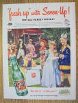 Click to view larger image of 1953 Seven Up (7Up) with Children In Costumes (Image1)