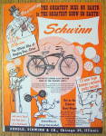 Click to view larger image of 1953 Schwinn Bike with Ringling Brother's Circus (Image2)