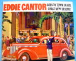 Click to view larger image of 1938 De Soto with Actor Eddie Cantor (Image2)
