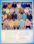 Click to view larger image of 1955 Jantzen with Pro Football All Stars (Image1)