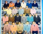 Click to view larger image of 1955 Jantzen with Pro Football All Stars (Image2)