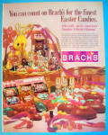 Click to view larger image of 1970 Brach's Candy with Easter Candies & Bunny (Image1)