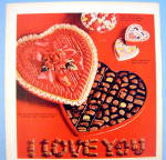 Click to view larger image of 1965 Brach's Candy With Valentine Chocolates (Image2)