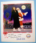Click to view larger image of 1988 L. A. Gear With Belinda Carlisle & Santa (Image1)