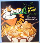 Click to view larger image of 1965 Kellogg's Frosted Flakes with Tony the Tiger (Image2)