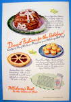 Click to view larger image of 1936 Pillsbury's w/ Best Dessert Fashions (Image1)