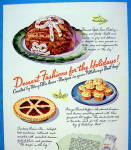 Click to view larger image of 1936 Pillsbury's w/ Best Dessert Fashions (Image2)