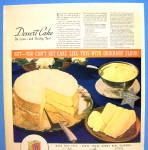 Click to view larger image of 1936 Swans Down w/ Enchanted Cream Sponge (Image2)