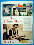 Click to view larger image of 1937 Bon Ami w/ 2 Family House (Image2)