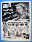 Click to view larger image of 1944 Rinso Soap w/ Girl Playing Piano (Image2)