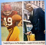 Click to view larger image of 1965 Pepsi-Cola (Pepsi) with Football's Bobby Mitchell (Image2)