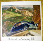 Click to view larger image of Vintage Ad: 1941 Lincoln Zephyr V-12 (Image2)