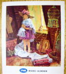 Click to view larger image of 1963 Insurance Company of North America w/ Little Girl (Image3)