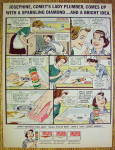 Click to view larger image of 1964 Comet Cleanser with Josephine The Plumber (Image3)