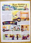 Click to view larger image of 1939 Pittsburgh Paints with Paint Yourself A New Home (Image1)