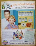 Click to view larger image of 1952 Stanley Hostess Parties with Man & Woman Smiling (Image2)