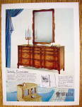 Click to view larger image of 1954 White Furniture with Lovely Lorraine (Image2)