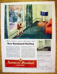 Click to view larger image of 1954 American Standard Heating w/Boy In Window (Image2)
