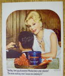 Click to view larger image of 1964 Masterpiece Tobacco with Eva Gabor (Image3)