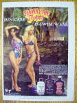 Click to view larger image of 1985 Hawaiian Tropic With Lovely Women (Image2)