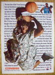 Click to view larger image of 1992 Converse With Basketball's Larry Johnson (Image3)